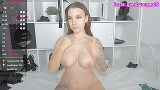 On the move Livestream from 14.05.2021 on XHamster Live - I GOT 10K