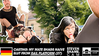 EMO unreserved gets fucked upon PUBLIC! StevenShame.dating