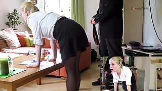 Clip 25Ar-Lil My Wage-earner Needs A Strict Spanking, 11:03min,