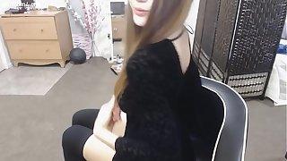 cute starved amateur teen slut dressed in black mastrubat www.slutcam4.me