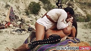 XXX Porn video - Rawhide Scene 3 (Susy Gala, Nick Moreno)