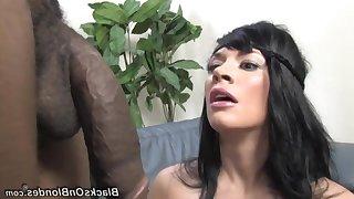 Sleety Andy San Dimas gaga interracial porn