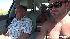 Fucked Up Family Goes Whore Hunting