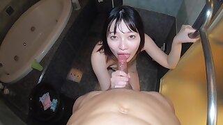 Asian minx catchy porn scene